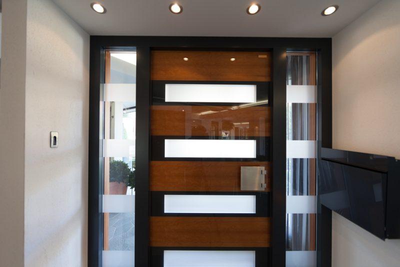 Hochwertige Weru-Haustüren