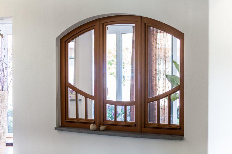 Rundbogen-Fenster KRINGS