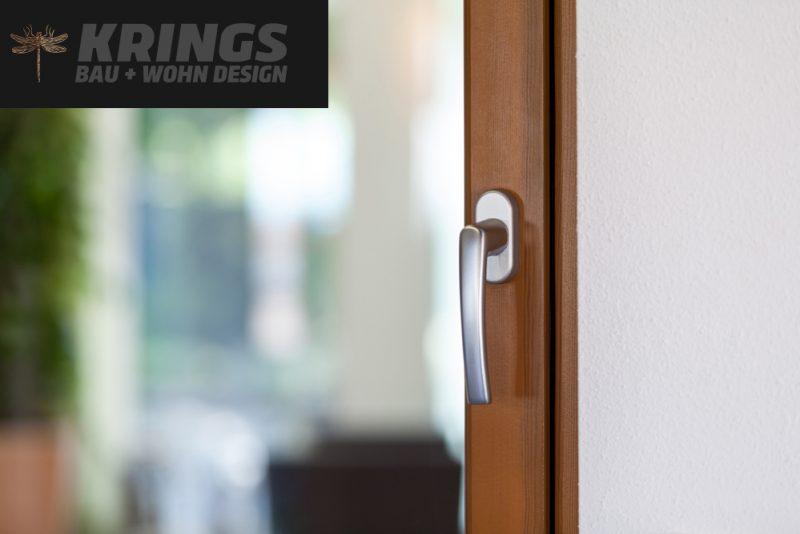 Hochwertige Schließelemente sind bei unseren Fenstern Standard