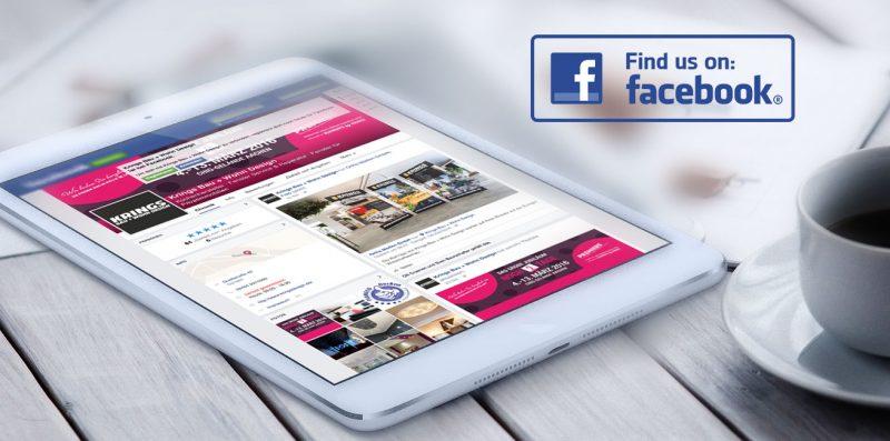 Besuchen Sie Uns Auf Facebook Krings
