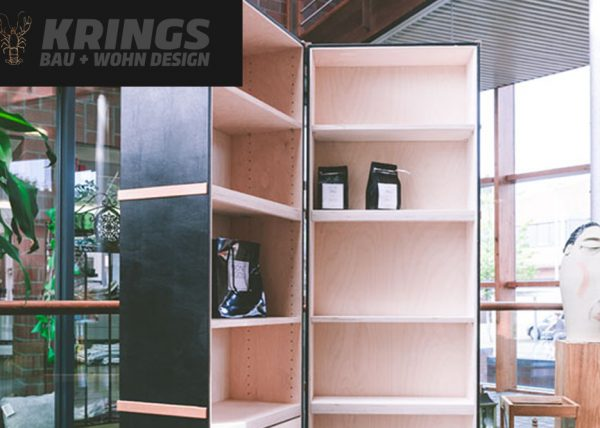 Design-Kofferschrank von KRINGS