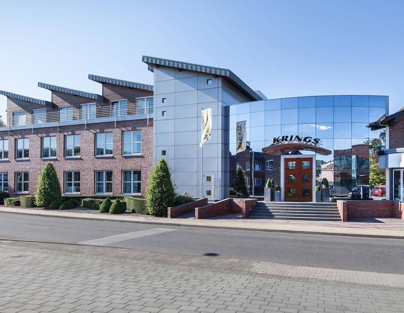 Gebäude Firmensitz Langbroich