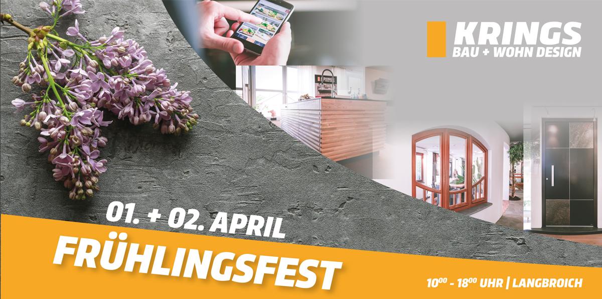 Einladung Frühlingsfest 2017